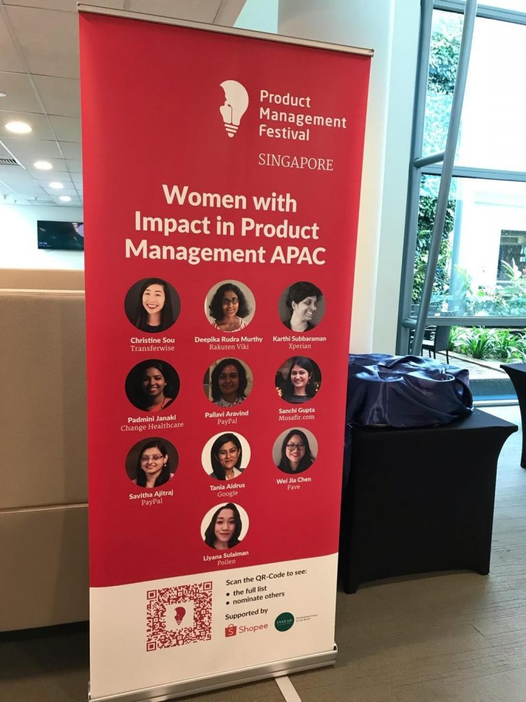 Women in Product in APAC