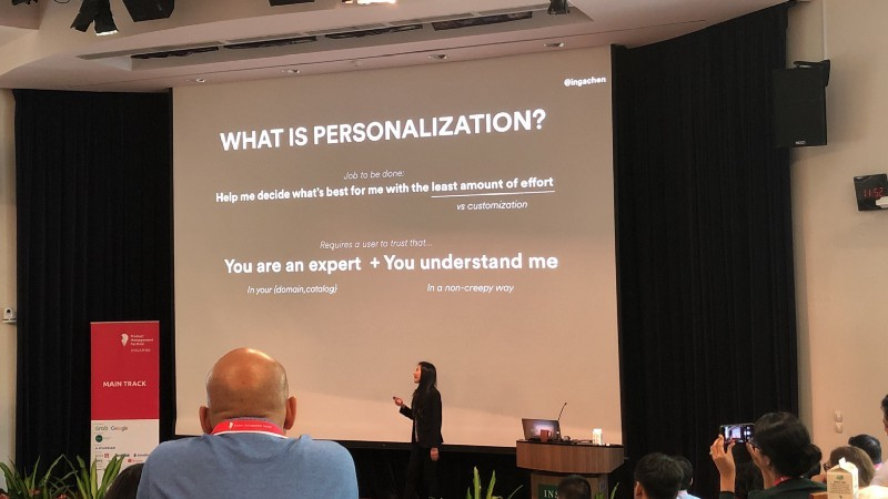 Personalization Product Management
